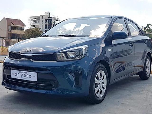Giá xe Kia Soluto dự đoán khoảng 390 triệu đồng có gì để ây sức ép lên Toyota Vios?