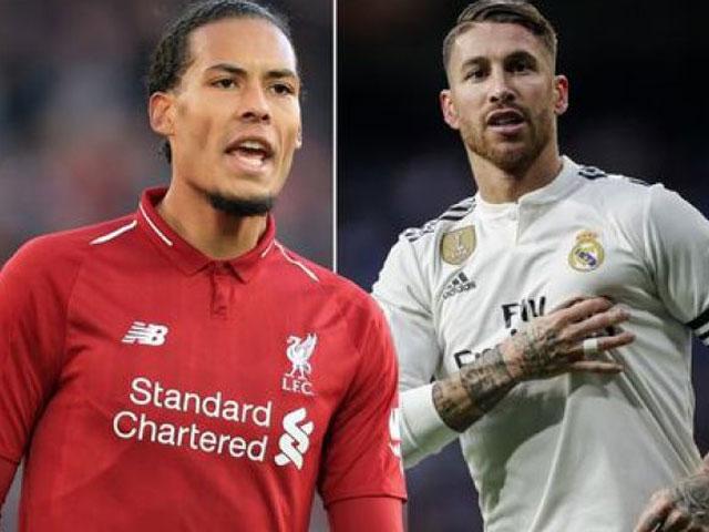 Tranh cãi Van Dijk vượt Messi - Ronaldo hay nhất châu Âu: Ramos có thấy bất công?