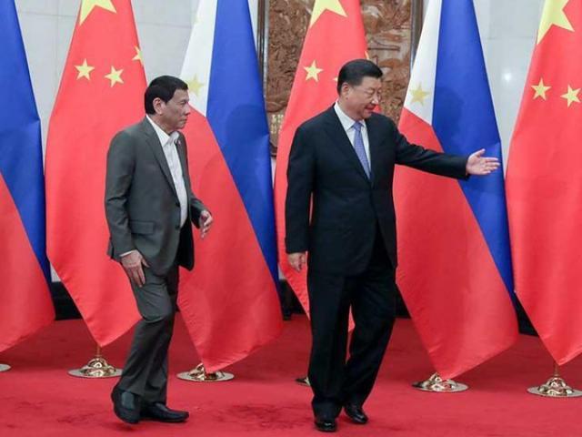Mối nguy cho biển Đông từ hành xử của ông Duterte
