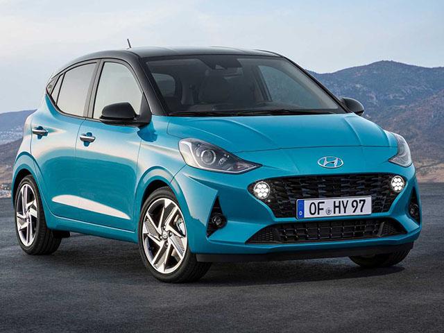 Hyundai i10 thế hệ mới sắp được ra mắt tại châu Âu