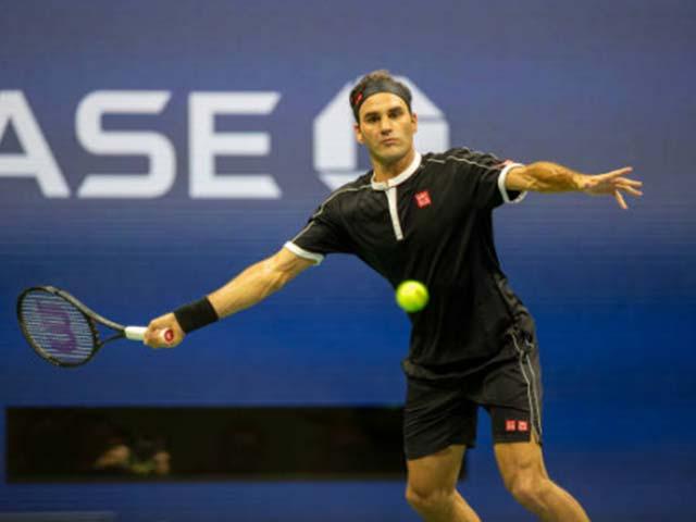 Video, kết quả tennis Federer - Dimitrov: Đôi công ngang ngửa, sụp đổ set 5 (Tứ kết US Open)