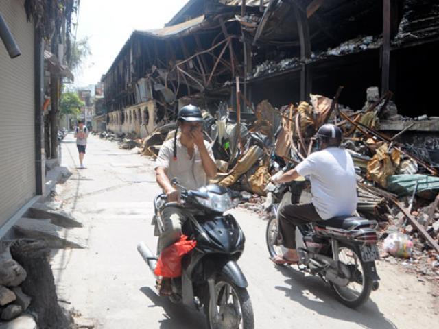 Vụ cháy Rạng Đông: Ngưỡng an toàn của VN khác WHO là đúng