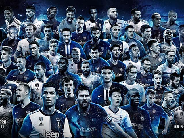 Đội hình tiêu biểu thế giới: Liverpool & Man City áp đảo Ngoại hạng Anh, Barca số 1