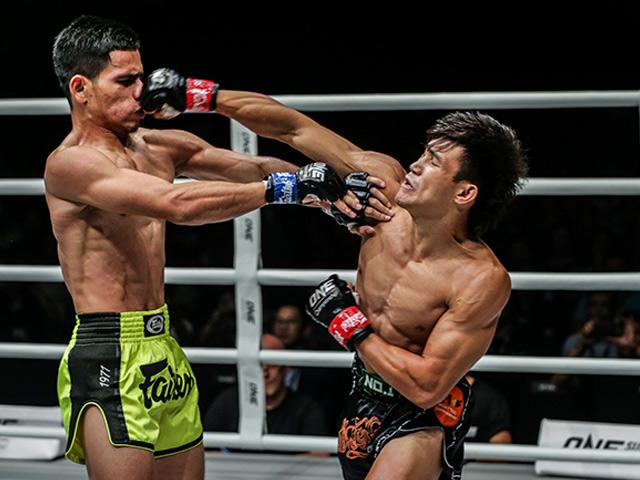 Duy Nhất knock-out võ sĩ chuyên nghiệp: Chưa dùng đến tuyệt kỹ mạnh nhất