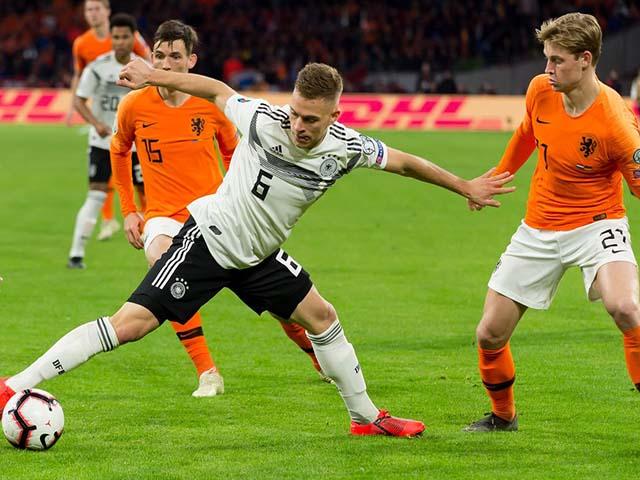 Video highlight trận Đức - Hà Lan: Đại tiệc 6 bàn, đỉnh cao cựu SAO MU