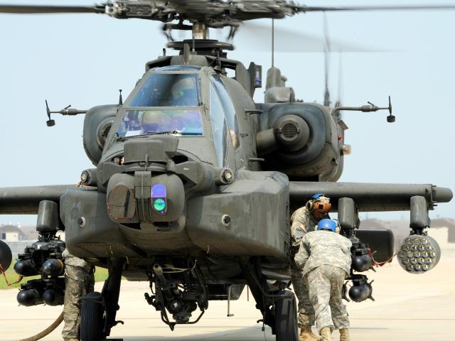 Khám phá uy lực siêu trực thăng tấn công tốt nhất thế giới của KQ Mỹ