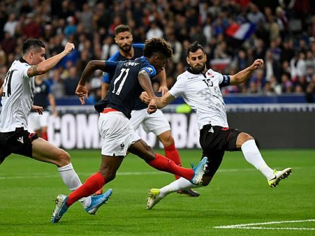 Video highlight trận Pháp - Albania: SAO Bayern rực rỡ, sức mạnh hủy diệt (Vòng loại Euro)