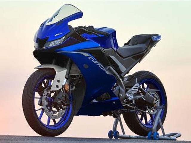 Yamaha tung màu mới cho mô tô thể thao YZF-R125, cực cuốn hút