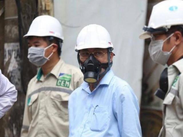 Hành động lạcủa Bộ TN-MT khi Hà Nội công bố môi trường Rạng Đông an toàn