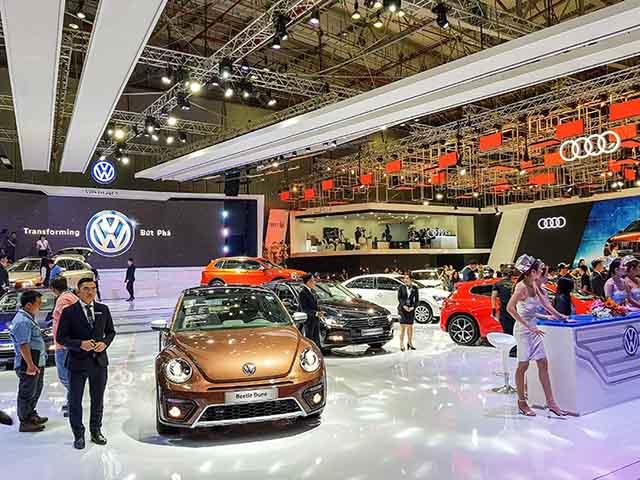 Volkswagen mang đến những gì tại Triển lãm Vietnam Motor Show 2019