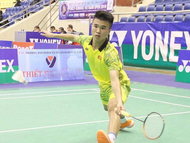 Tay vợt cầu lông VN 18 tuổi gây sốc giải quốc tế: Thắng đối thủ hơn 286 bậc