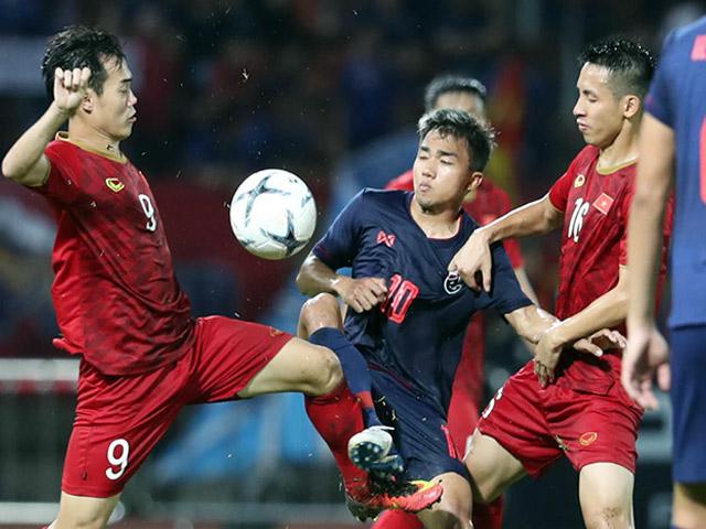 ĐT Việt Nam đấu Thái Lan săn vé World Cup: Bất ngờ giá vé xem ở Mỹ Đình