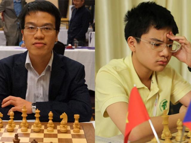 Vang dội cờ vua: Quang Liêm thẳng tiến World Cup, Anh Khôi lên đại kiện tướng