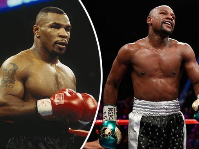 """Mayweather vỗ ngực """"xưng thần"""" boxing: Mike Tyson chốt câu """"cứng họng"""""""