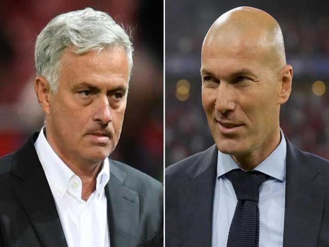"""Biến lớn ở Real Madrid: Mourinho công khai """"thả thính"""", mưu lật ghế Zidane"""