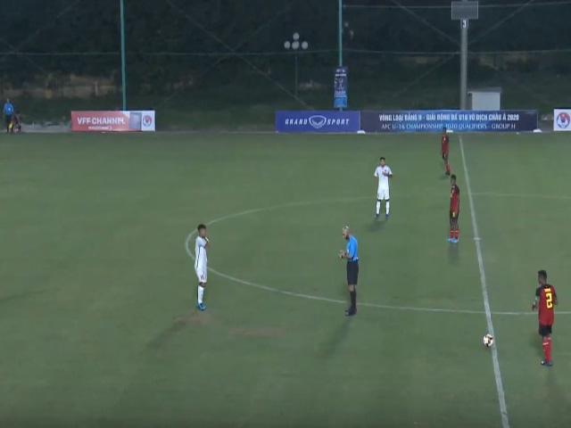 Tin HOT bóng đá tối 14/9: U16 Việt Nam khởi đầu thuận lợi