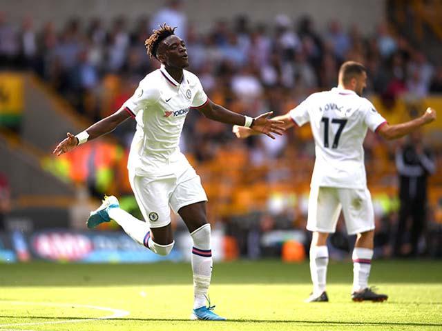 """SAO trẻ Chelsea ghi bàn số 1 Ngoại hạng Anh: """"Drogba mới"""" san bằng kỷ lục Ronaldo"""