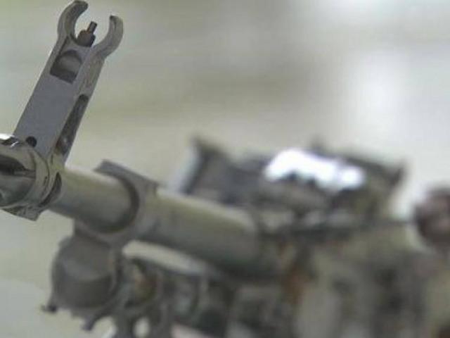 Khách tháo rời súng mang lên máy bay, khai nhặt được khi làm nương