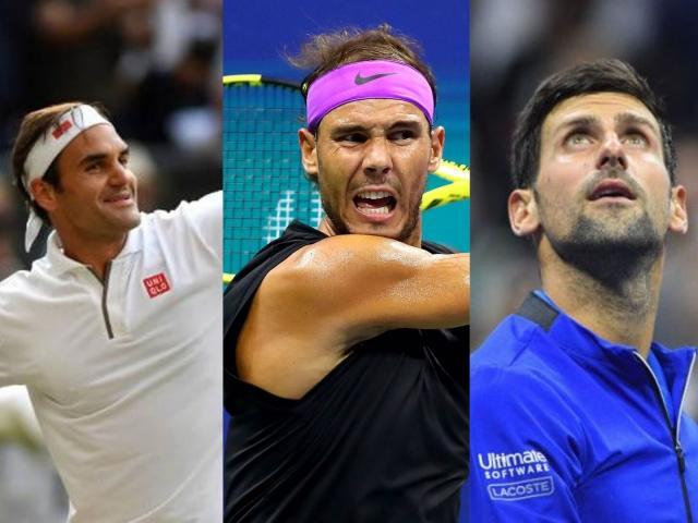 """Federer, Nadal, Djokovic tranh ngôi vua """"World Cup"""" 15 triệu đô khi nào?"""