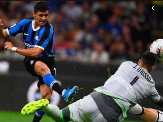 Video highlight trận Inter Milan - Udinese: Sanchez ra mắt, bứt tốc vượt Juventus (Vòng 3 Serie A)