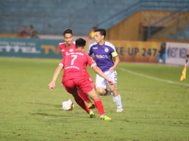 Trực tiếp bóng đá Hà Nội - Viettel: Cản sao nổi Văn Quyết, Quang Hải thăng hoa