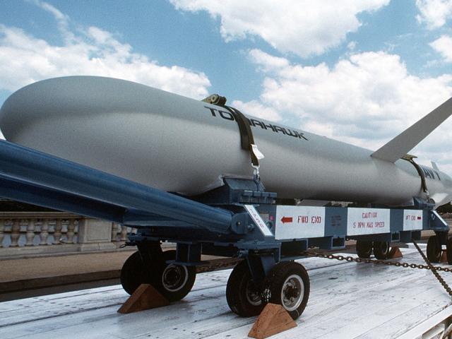 Hệ thống tên lửa hành trình tấn công mặt đất đáng sợ nhất của Mỹ