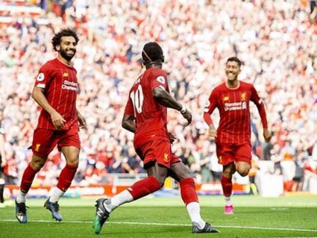Liverpool sức mạnh khủng khiếp: Những siêu kỷ lục, hay nhất thế giới