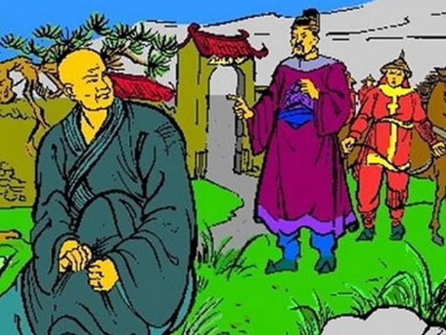 Vị vua nào của nhà Lý gặp nhiều đau khổ, bất hạnh và từng bị điên?