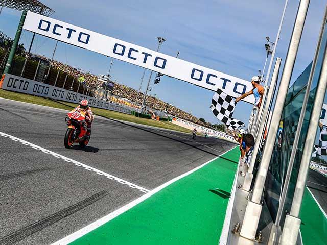 """Đua xe MotoGP, San Marino GP: Chức vô địch """"vẫy gọi"""" Marquez"""