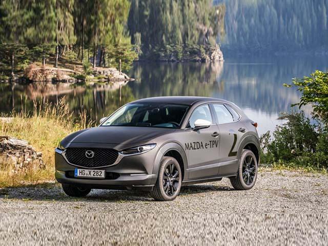 Mẫu xe điện đầu tiên của Mazda sẽ ra mắt vào tháng 10 tới đây