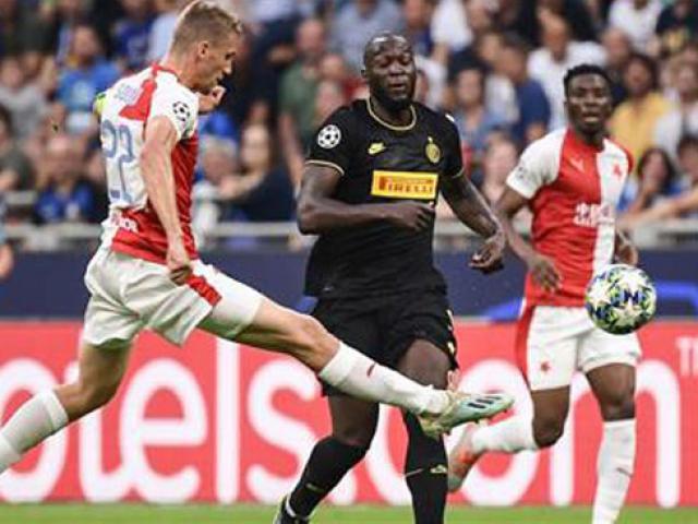 """Kết quả bóng đá Cúp C1, Inter Milan - Slavia Praha: Choáng váng """"bảng tử thần"""""""