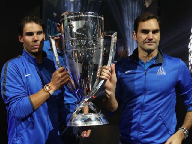 Nadal, Federer song tấu săn cúp: Nhà vua ra quân Laver Cup gặp đối thủ nào?