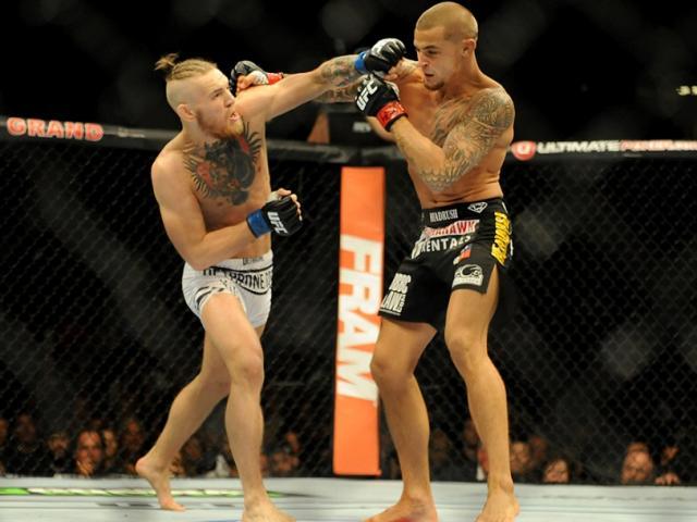 """Khẩu chiến UFC: """"Gã điên"""" McGregor dằn mặt kẻ khiêu khích cực chất"""