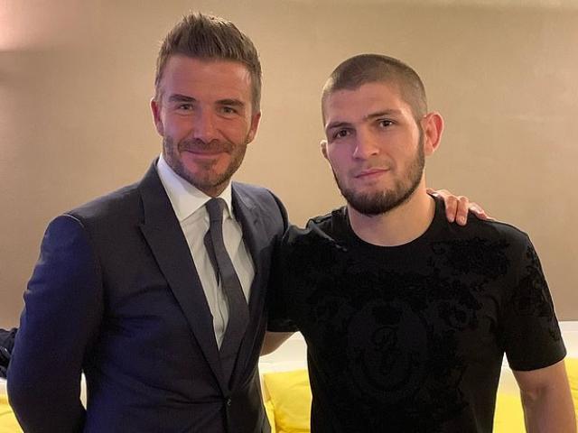 Tin thể thao HOT 19/9: SAO vô địch UFC Khabib chạm mặt Beckham ở Paris