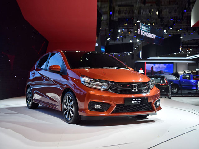 Bảng giá xe Honda Brio cập nhật mới nhất tại các đại lý