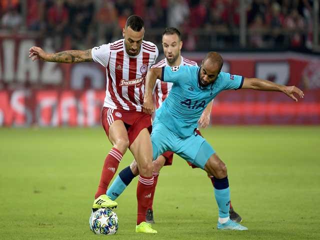 Kết quả bóng đá Olympiakos - Tottenham: Đại tiệc 4 bàn, á quân gặp khó