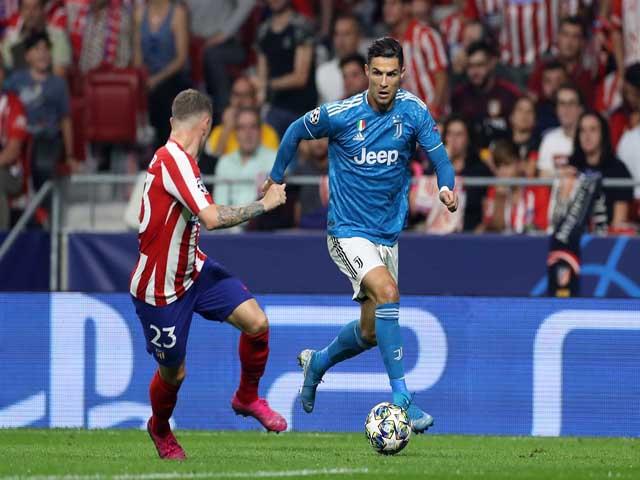 Atletico Madrid - Juventus: Ronaldo nỗ lực, vỡ òa phút 90