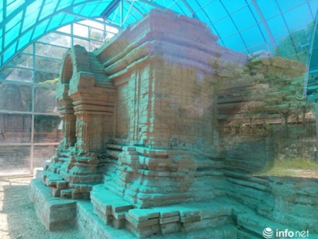Chiêm ngưỡng kiến trúc Chăm đẹp mê hồn tại tháp Mỹ Khánh ở Huế