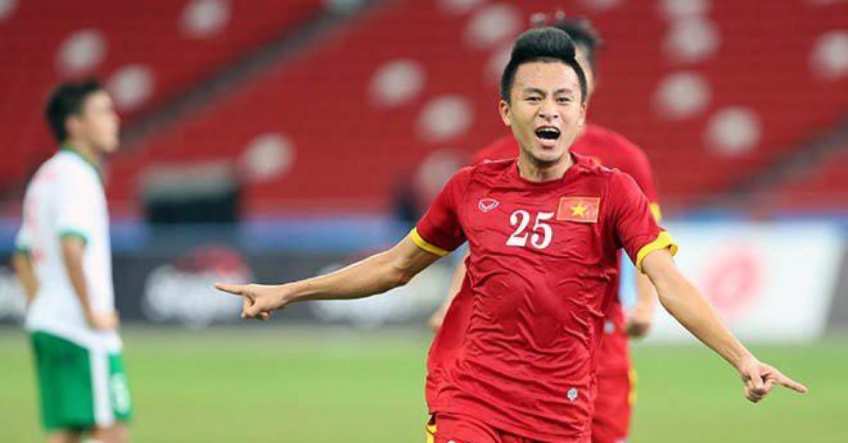 Tiền vệ Huy Toàn ngỡ ngàng vì được gọi lên tuyển Việt Nam