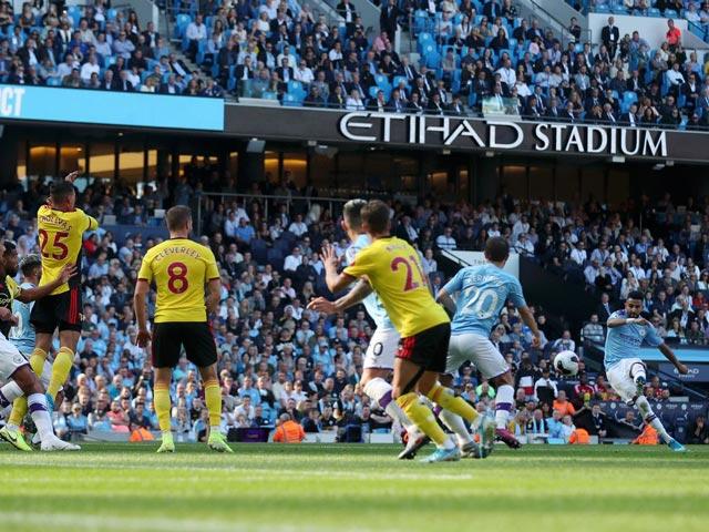 Video highlight trận Man City - Watford: Kinh hoàng 8 bàn, De Bruyne rực sáng (Vòng 6 Ngoại hạng Anh)