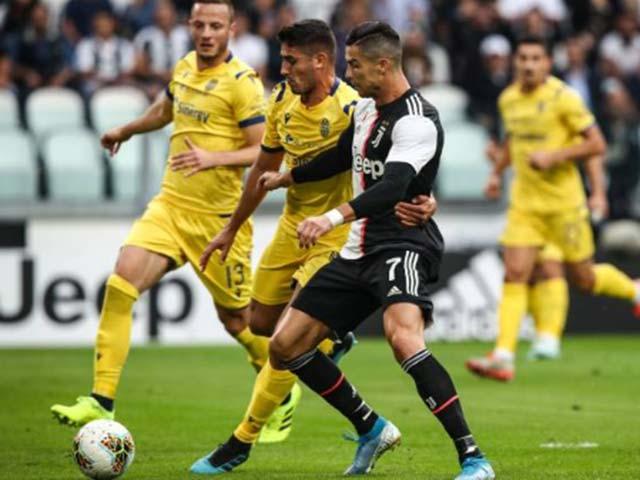 Video highlight trận Juventus - Hellas Verona: Ronaldo lập công, thót tim phút 90 (Vòng 4 Serie A)