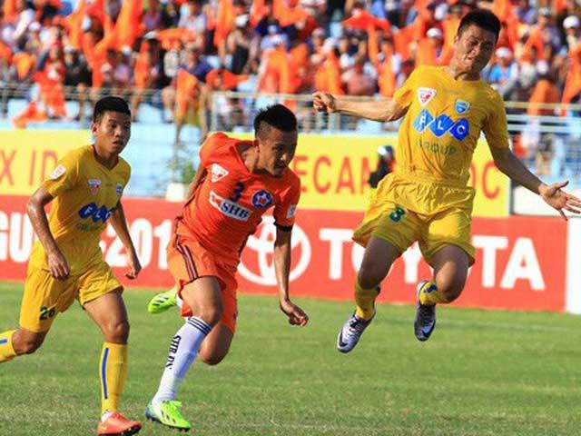 Trực tiếp bóng đá Đà Nẵng - Thanh Hóa: Thế trận giằng co (Vòng 24 V-League)