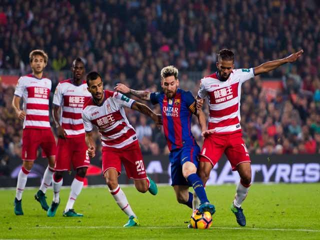 Nhận định bóng đá Granada - Barcelona: Messi trở lại, quyết vượt Real - Atletico