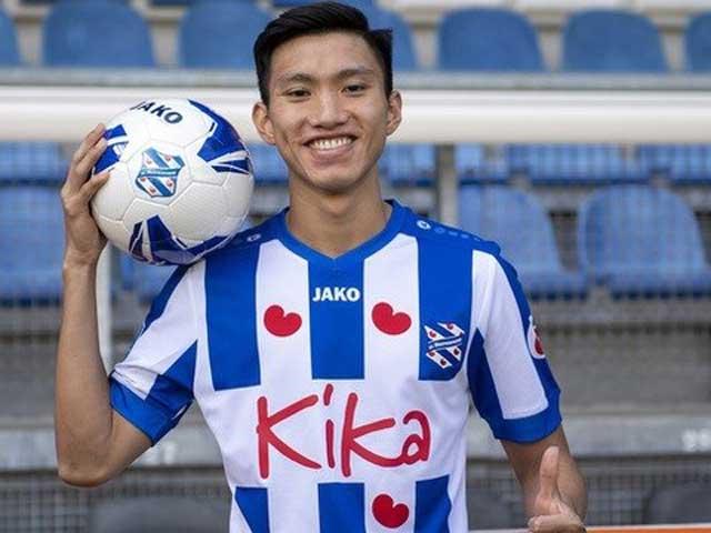 Văn Hậu nói gì trước cơ hội ra sân ở CLB SC Heerenveen?