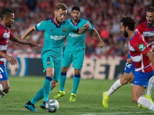 """Barca sa lầy Liga: """"Bom tấn"""" lạc nhịp, hậu Messi liệu có hơn Real-Ronaldo?"""