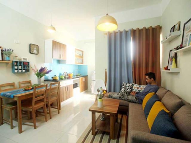 Căn hộ 25 m2: Giấc mơ nhà giá rẻ thành hiện thực?