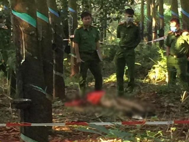 Nóng: Phát hiện thiếu nữ 16 tuổi chết lõa thể trong rừng sau 4 ngày mất tích