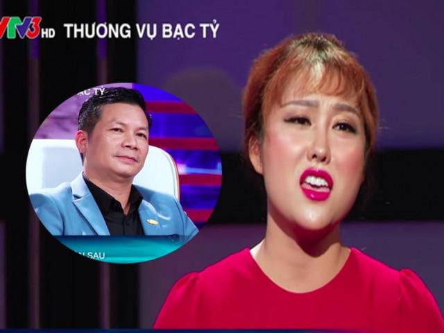 Phi Thanh Vân lên truyền hình gọi vốn khiến Shark chương trình đề nghị gắn 18+