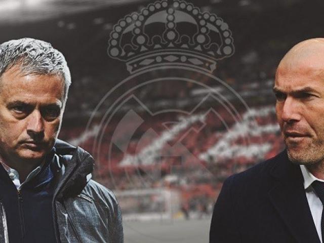 """Mourinho thất nghiệp chê nửa tá CLB, chỉ chờ """"cướp ghế"""" Zidane ở Real"""