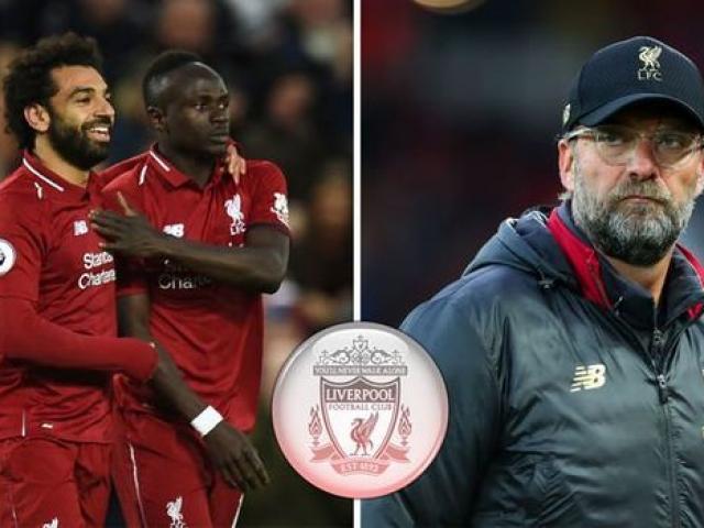 Liverpool hoang mang: Sau Mane cay cú Salah đến nỗi lo mất HLV Klopp